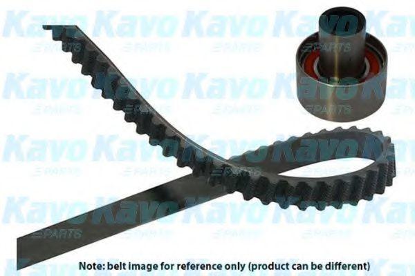 Комплект ремня ГРМ KAVO PARTS DKT6518