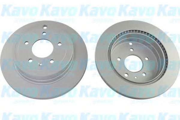 Тормозной диск KAVO PARTS BR1214C
