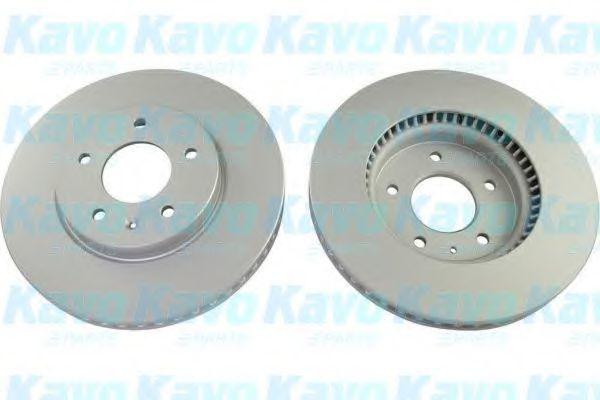 Тормозной диск KAVO PARTS BR1213C