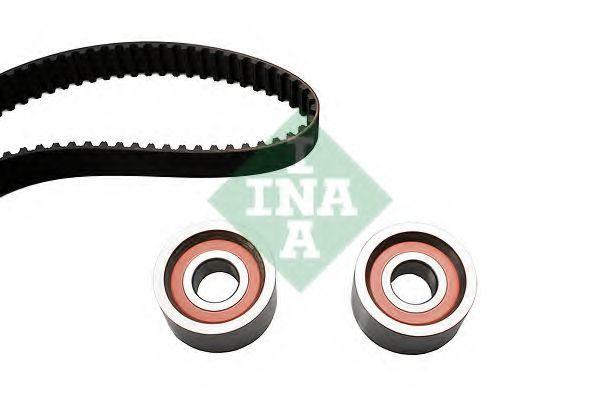 Ремень ролик комплект INA 530 0112 10