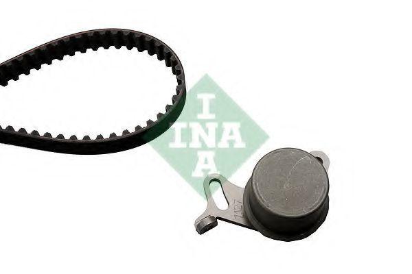 Ремень ролик комплект INA 530000610