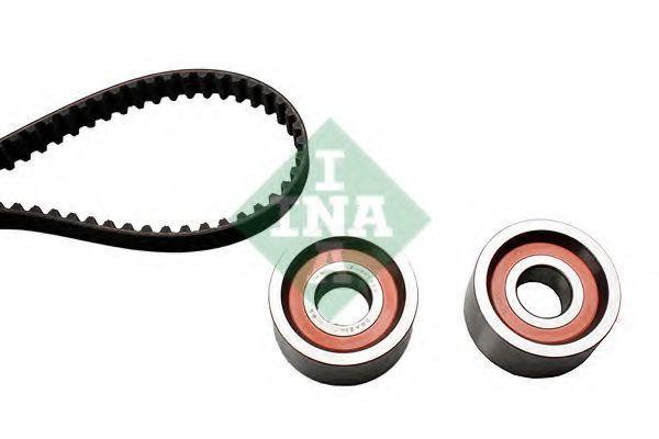 Ремень ролик комплект INA 530007310