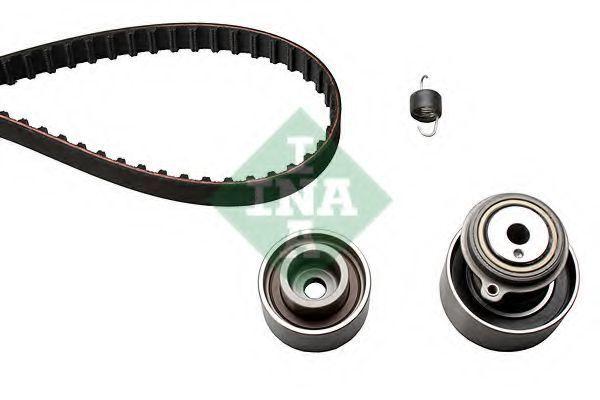 Ролики комплект INA 530027810