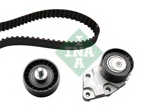 Ролики натяжителя комплект INA 530033210