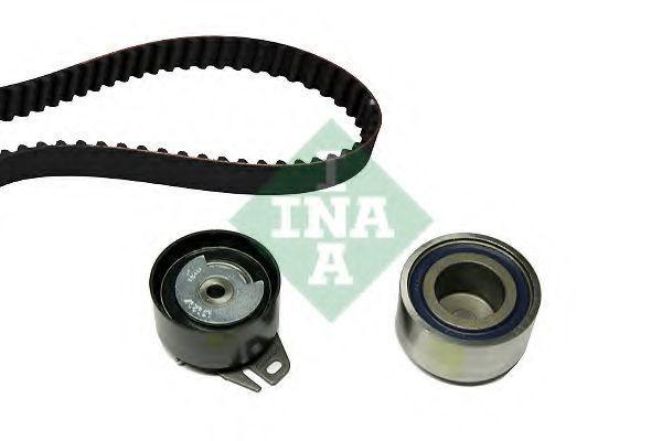 Ремень ролик комплект INA 530022210