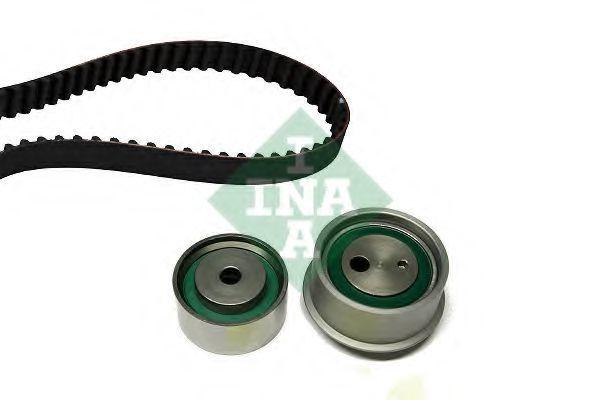 Ремень ролик комплект INA 530033010