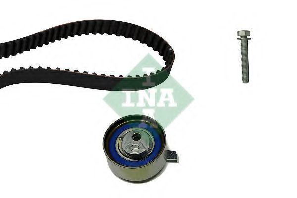 Ремень ролик комплект INA 530048110