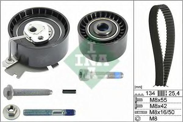 Ролики комплект INA 530037910