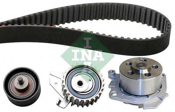 Насос водяной с ремнем и роликом INA 530022330