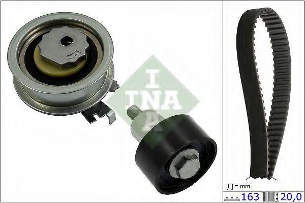 Ремкомплект ремня ГРМ INA 530 0592 10
