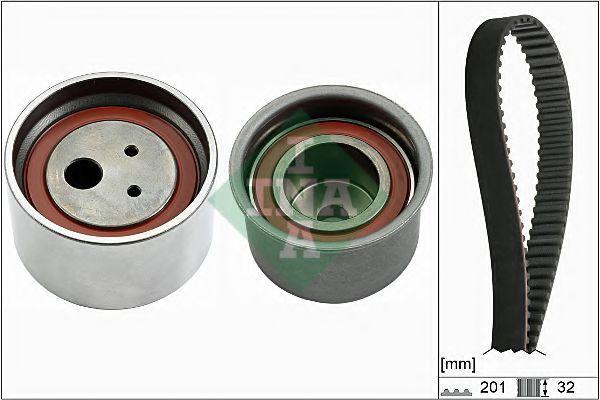 Ремкомплект ГРМ INA 530 0629 10