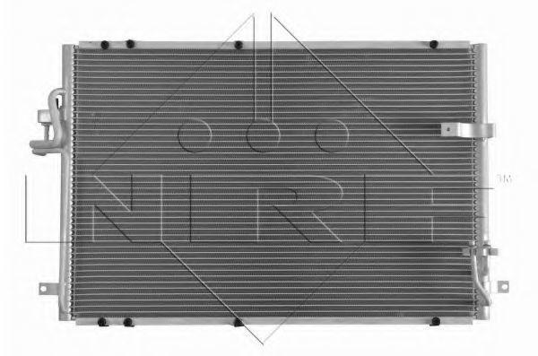 Конденсор кондиционера NRF 350008