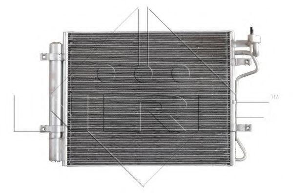 Радиатор кондиционера NRF 350020