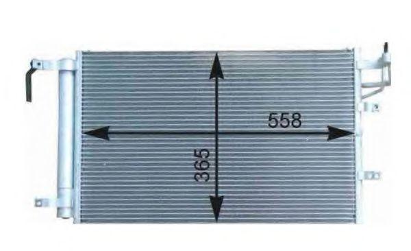 Конденсор кондиционера NRF 35982