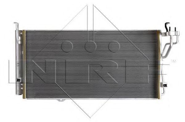 Радиатор кондиционера NRF 35983