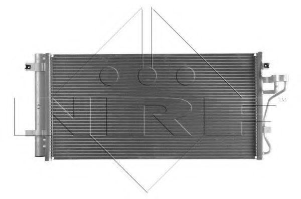 Радиатор кондиционера NRF 35988