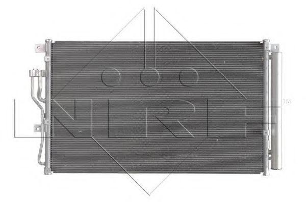 Радиатор кондиционера NRF 35990
