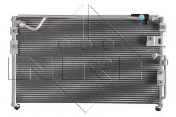 Конденсор кондиционера NRF 35991