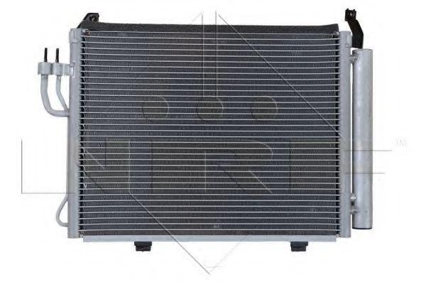 Радиатор кондиционера NRF 35992