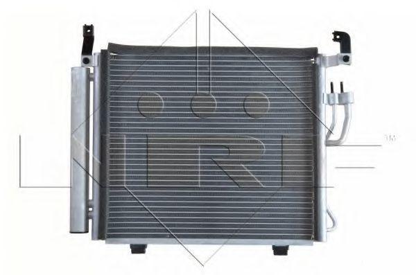 Радиатор кондиционера NRF 35993