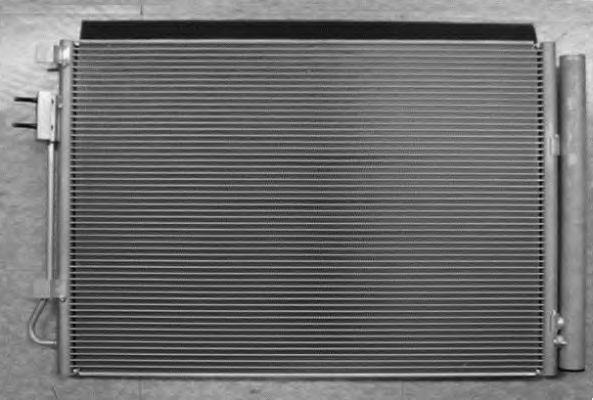 Радиатор кондиционера NRF 35997