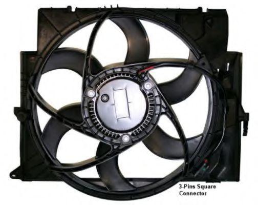 Вентилятор охлаждения двигателя NRF 47210