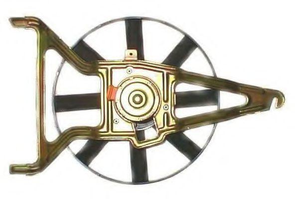 Вентилятор, охлаждение двигателя NRF 47221