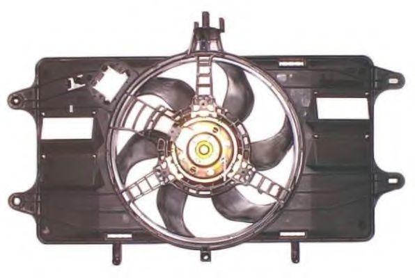 Вентилятор охлаждения двигателя NRF 47230
