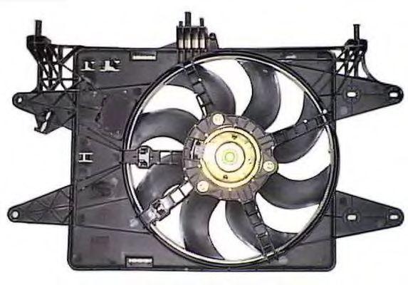 Вентилятор охлаждения двигателя NRF 47232