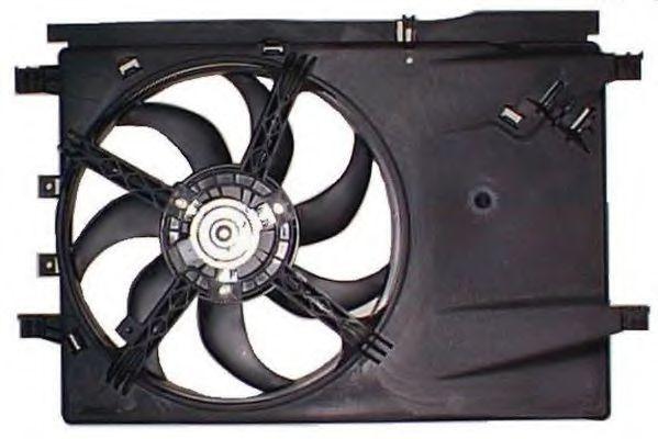 Вентилятор охлаждения двигателя NRF 47235