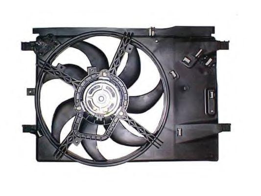 Вентилятор охлаждения двигателя NRF 47236