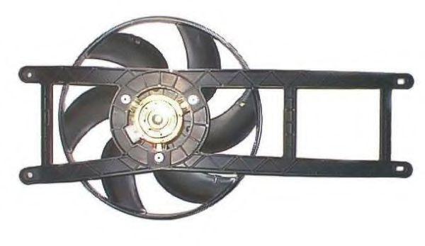 Вентилятор охлаждения двигателя NRF 47239