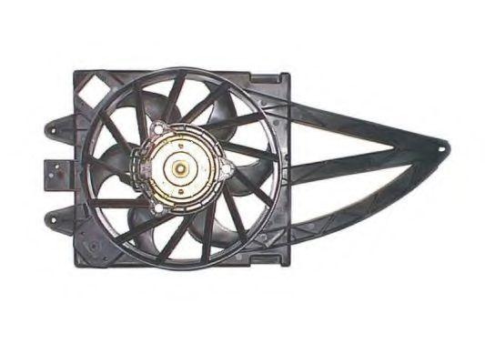 Вентилятор охлаждения двигателя NRF 47240
