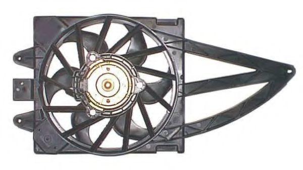 Вентилятор охлаждения двигателя NRF 47241