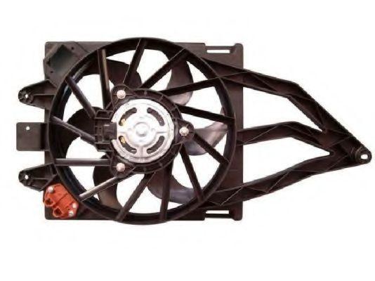 Вентилятор охлаждения двигателя NRF 47242