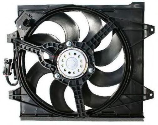 Вентилятор охлаждения двигателя NRF 47251