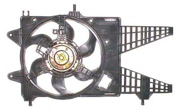Вентилятор охлаждения двигателя NRF 47254