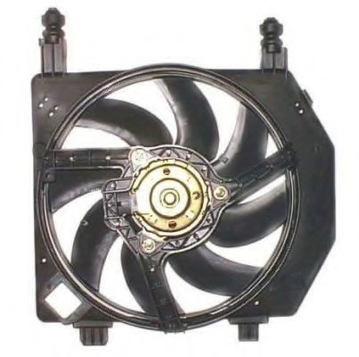 Вентилятор охлаждения двигателя NRF 47258