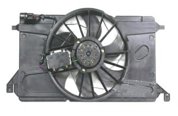 Вентилятор охлаждения двигателя NRF 47266