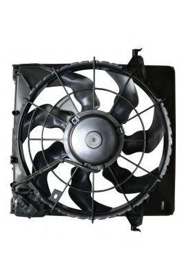 Вентилятор охлаждения двигателя NRF 47278
