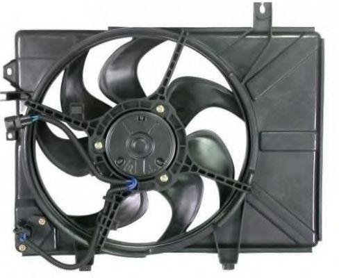 Вентилятор охлаждения двигателя NRF 47283