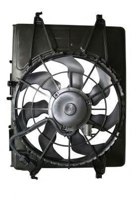 Вентилятор охлаждения двигателя NRF 47284