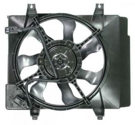 Вентилятор охлаждения двигателя NRF 47287