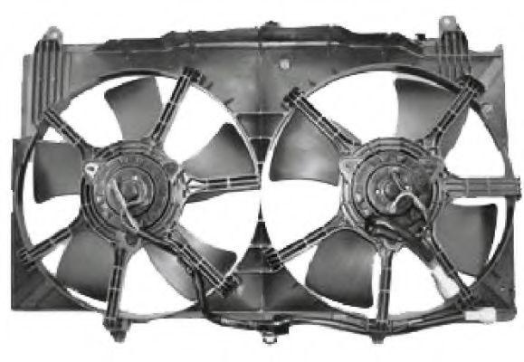 Вентилятор, охлаждение двигателя NRF 47303