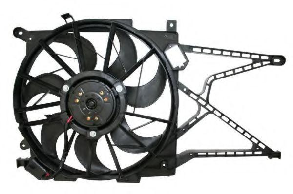 Вентилятор охлаждения двигателя NRF 47308