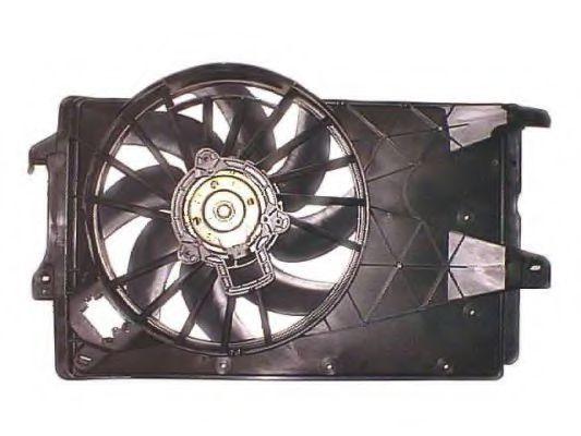 Вентилятор охлаждения двигателя NRF 47314
