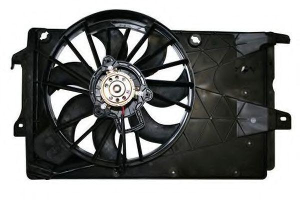 Вентилятор охлаждения двигателя NRF 47315
