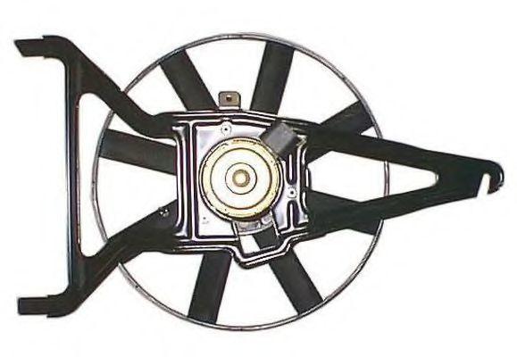 Вентилятор охлаждения двигателя NRF 47326