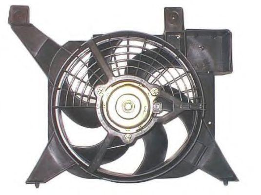 Вентилятор охлаждения двигателя NRF 47327