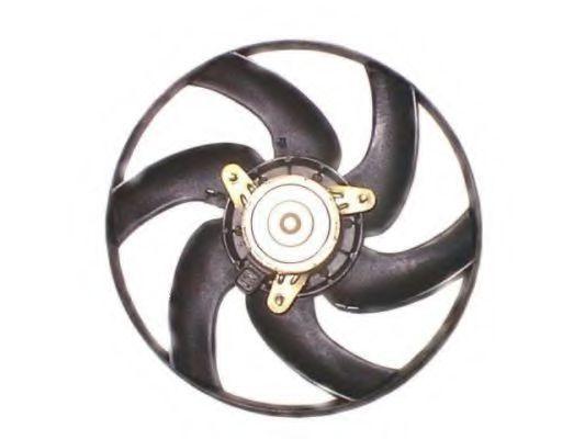 Вентилятор охлаждения двигателя NRF 47329